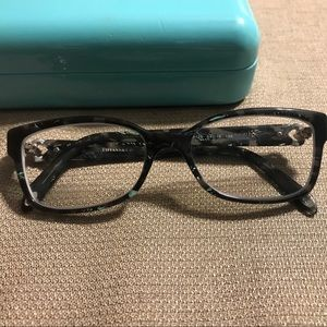 Authentic Tiffany & Co. Key Glasses
